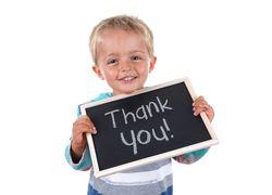 Thank You Little Boy