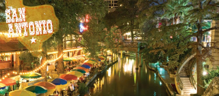 San-antonio River Walk