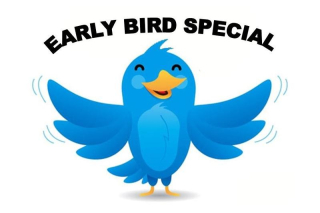 Early Bird Special Image