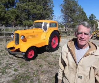 11938 MM UDLX Tractor