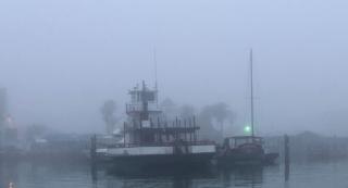 NTPDA18 Fog Boat