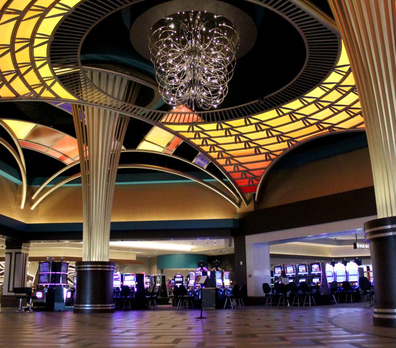 Harrah Casino Floor