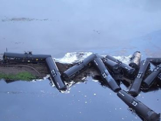 Rock Valley Oil Spill