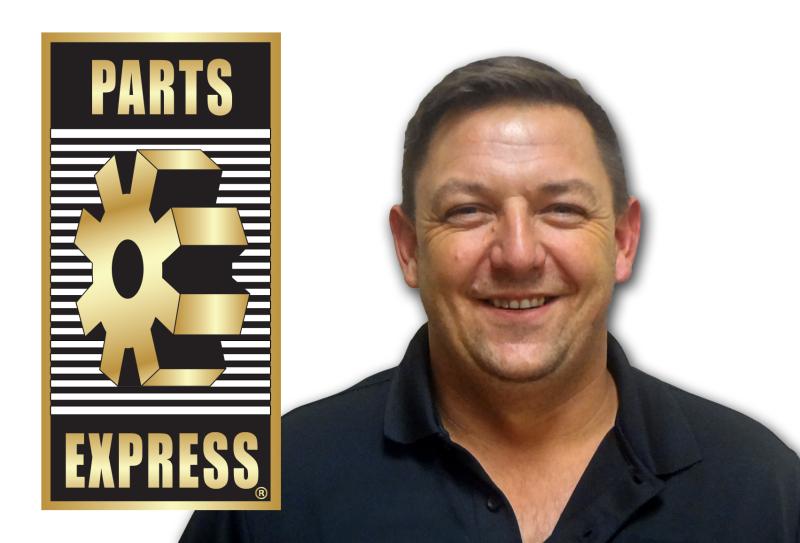 Jason Atkins Parts Express July 2019