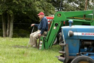 Tractor Memories