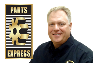 Mike Winter Parts Express July 2019