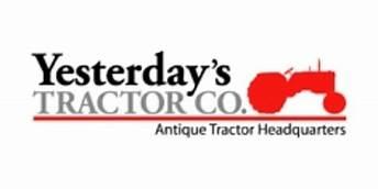 Yesterdays Tractor Logo